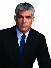 """Yair Lapid"" by דיתע שי הטמ 2012 (Creative Commons Attribution-Share Alike 3.0)"