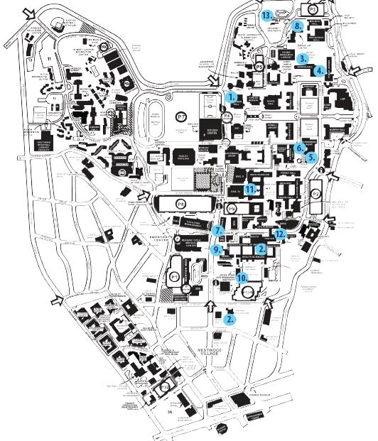 The Jewish Campus Tour Ha Am Ucla S Jewish Newsmagazine