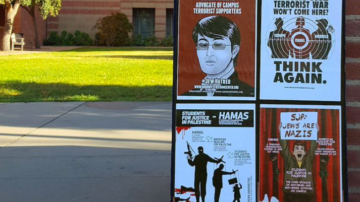 ucla_four_posters_on_campus