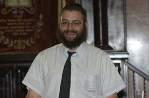 Rabbi Dovid Gurevich